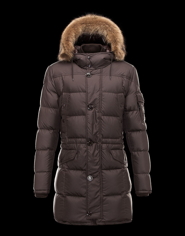 Moncler Women's Coats Coffee 2062