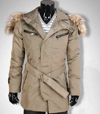 Moncler men coat winter fur jackets