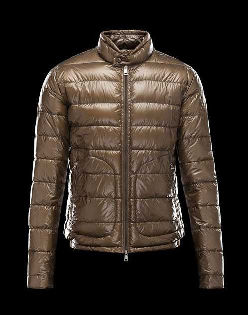 Monlcer Acorus Down Jackets For Mens New Style Coffee