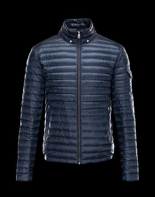 Monlcer Daniel Men Down Jackets Blue