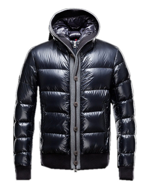 Moncler Men's Jackets Blue Jackets