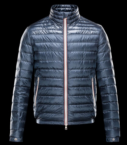 Moncler Jackets Men Jacket Navy Jacket