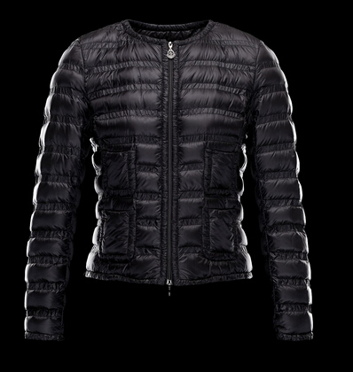 Moncler Down Jacket Women Down LISSY Jacket Black