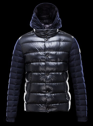 Moncler Men's Winter Hooded Jacket