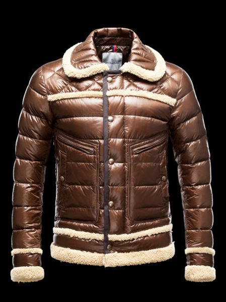Moncler Men Jacket Evariste Down Jacket Khaki