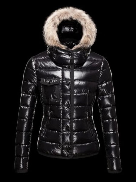 Moncler Armoise Winter Coat Women Black