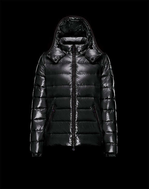 Women Moncler Down Jackets Bady Black