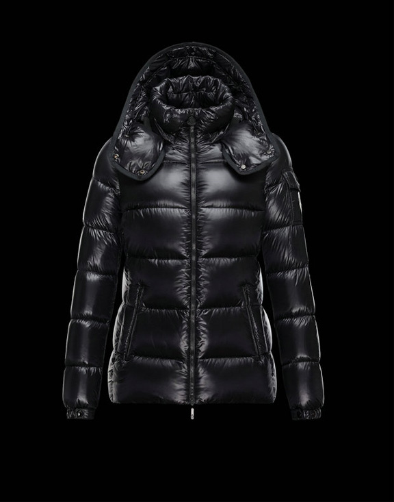 Women Moncler Down Jackets Berre Black