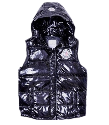 Moncler Moncler women's sleeveless vest Navy