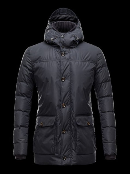Moncler Men Ludovic Blue