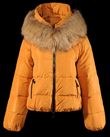 Moncler Women's Short Parka