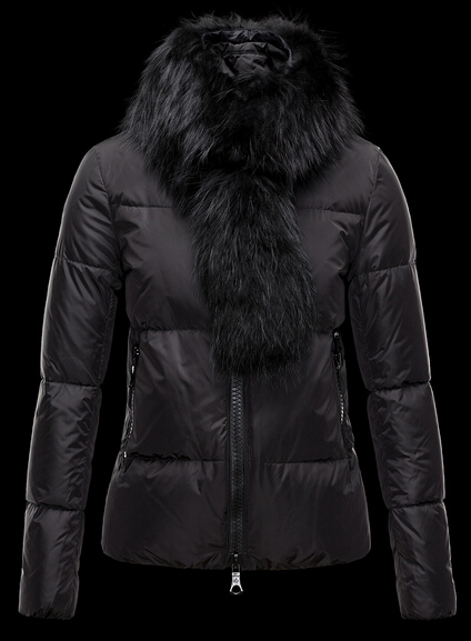 Moncler down jacket coat winter gray