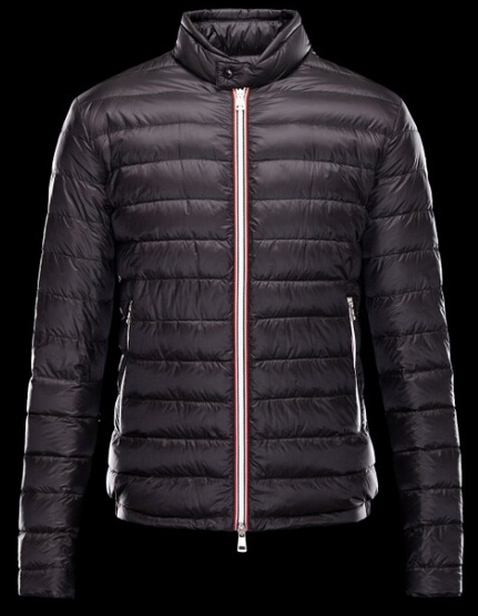 Moncler Men's Down Jacket Winter Parka Black