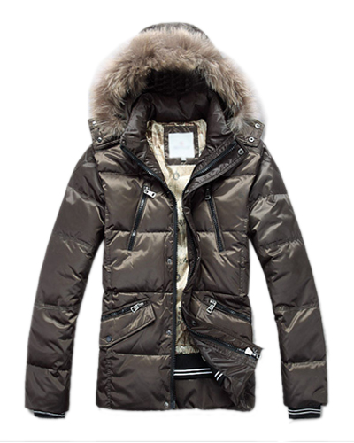 Moncler Men's Hooded Jackets