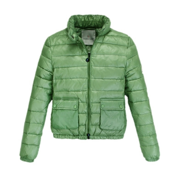 Moncler Fashion Green Jacket Women