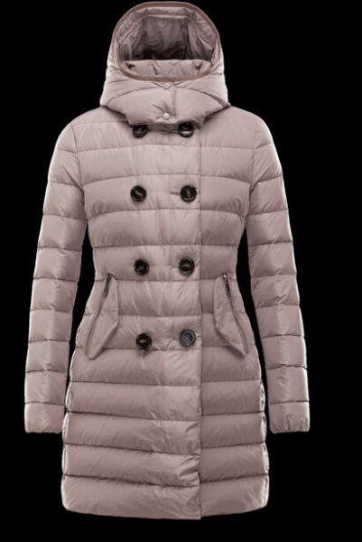 Moncler GARBET Women's Winter Coat Beige
