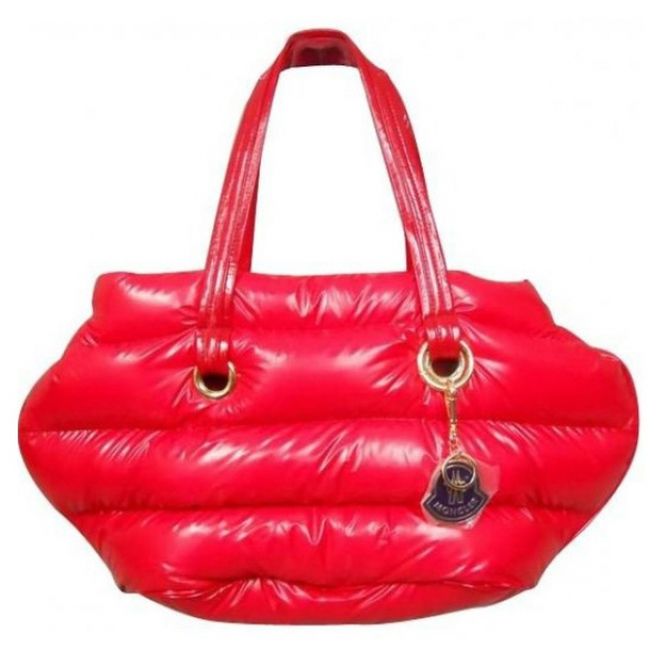 Moncler Handbags Red For Sale