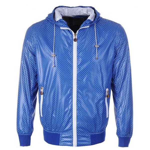 Moncler Kraka Men Jacket Light Blue For Sale