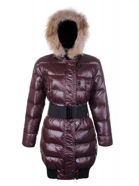 Moncler Lucie New Pop Star Women Coat Coffee For Sale