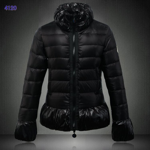 Moncler OXALIS Down Jackets Womens Black