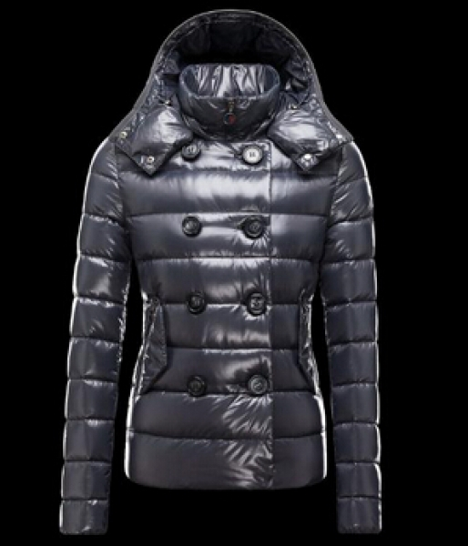 Moncler PLANE Jacket Women's Shining Hooded Parka G