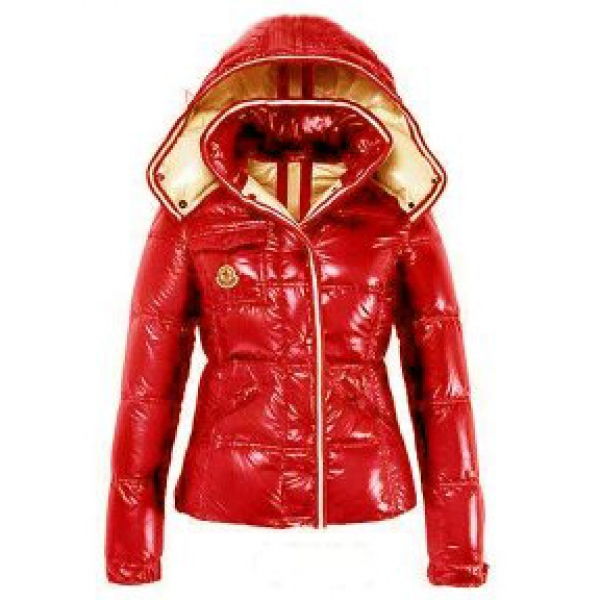 Moncler Quincy Women Jacket Red For Sale