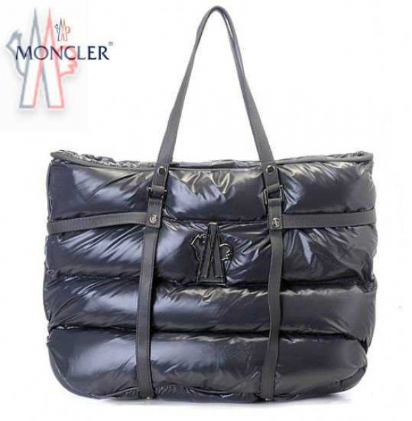 Moncler Sale Handbag In Gray