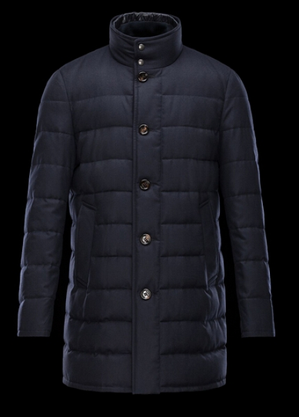 Moncler VALLIER Long Coat