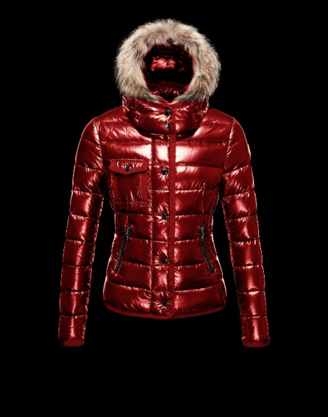 Hot Sell Moncler Armoise Down Jackets For Women Red