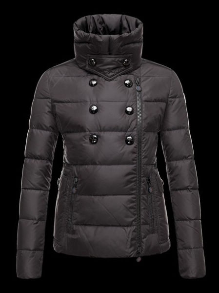 Moncler Women Jacket Black Doudoune