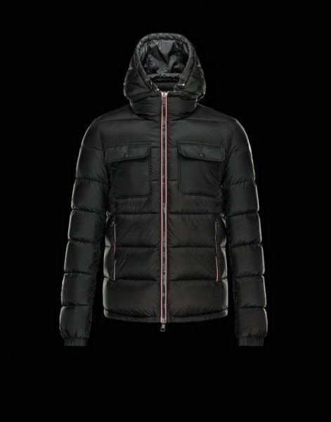 Men Moncler Down Jackets Demar ArmyGreen