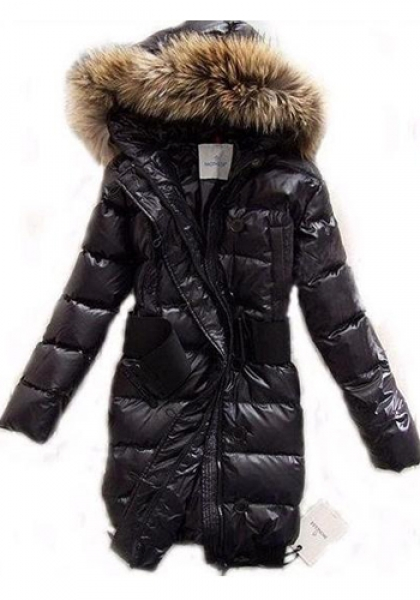 Moncler Women's Jackets Lucie Pop Star Black