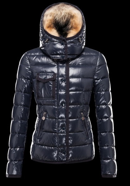 Moncler Womens Armoise Fur Hats Winter Jacket