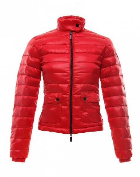 New Moncler Women Down Jackets Red