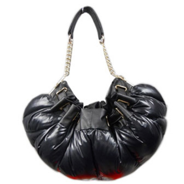 Moncler Hobo Bags Black For Sale