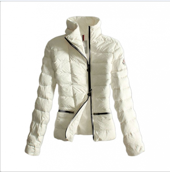 Moncler Jackets For Women White