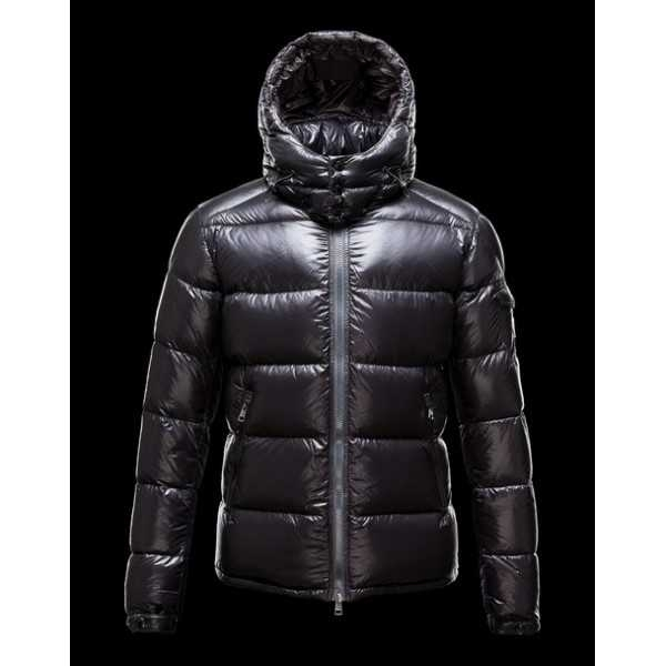 Moncler Jackets Mens Zin Black