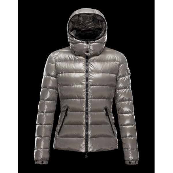 Moncler Jackets Women Bady Grey