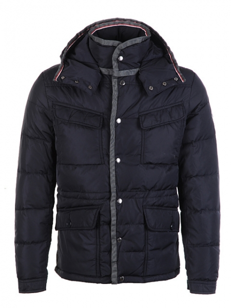 Moncler Millais Men Jacket Black For Sale