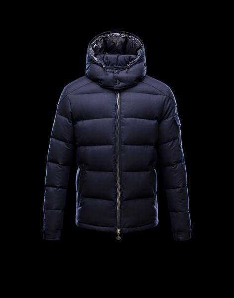 Moncler Montgenevre Winter Jackets For Men Blue