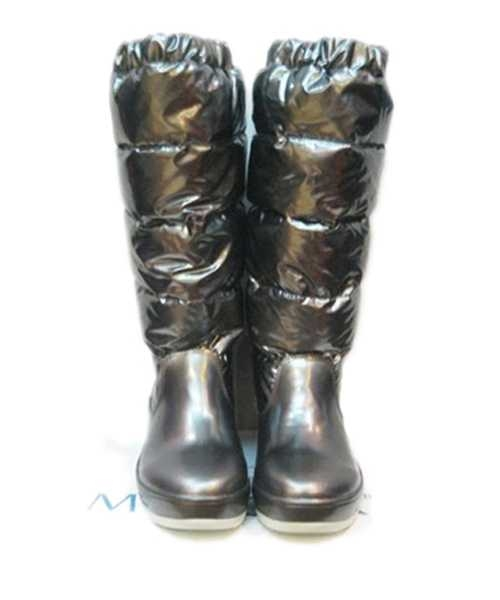 Moncler Nible Boots Women Silver Stylish And Generous