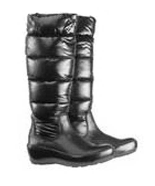 Moncler Boots Nible Black Stylish And Generous