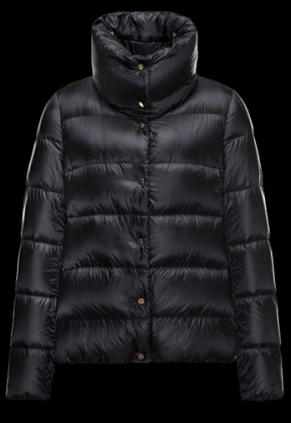 Moncler BOURDON black down jacket black