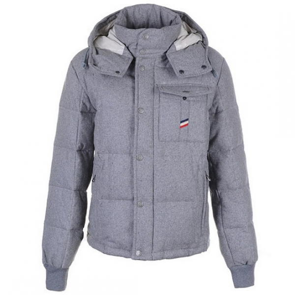 Moncler Cezanne Men Jacket Gray For Sale