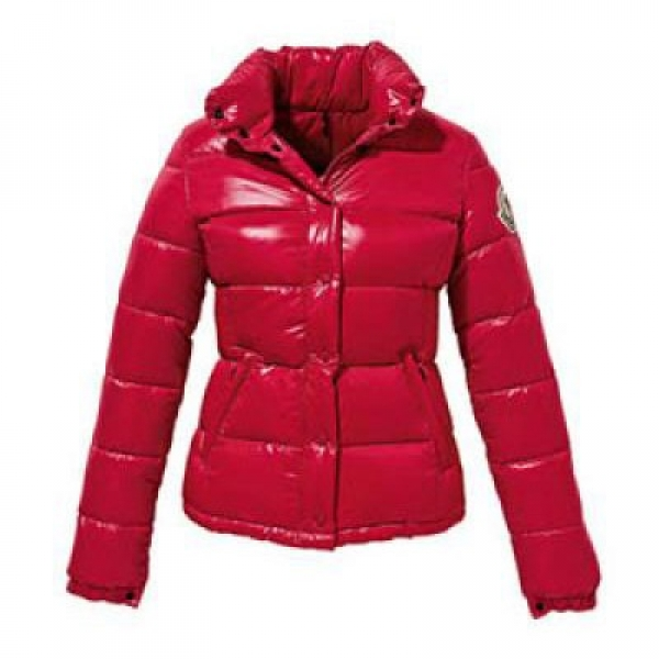 Moncler Claire Down Red Jacket Women
