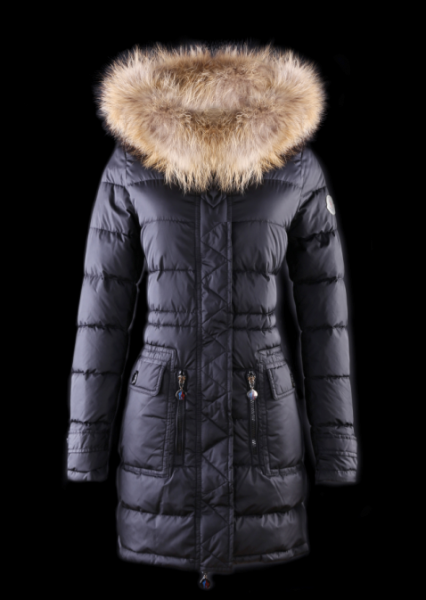 Moncler Coats Dark Blue 5803